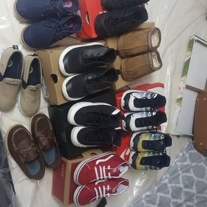 All are size 10c toddler boy shoes